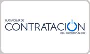 Logo Plataforma de contratación del estado